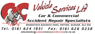 Accident & Repair | C&C Vehicle Services LTD